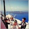 Romantic Wedding In Santorini