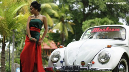 The Girl And VW