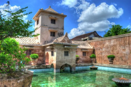 The Beauty of Taman Sari, Yogyakarta