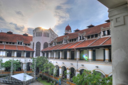 The Beauty of Lawang Sewu